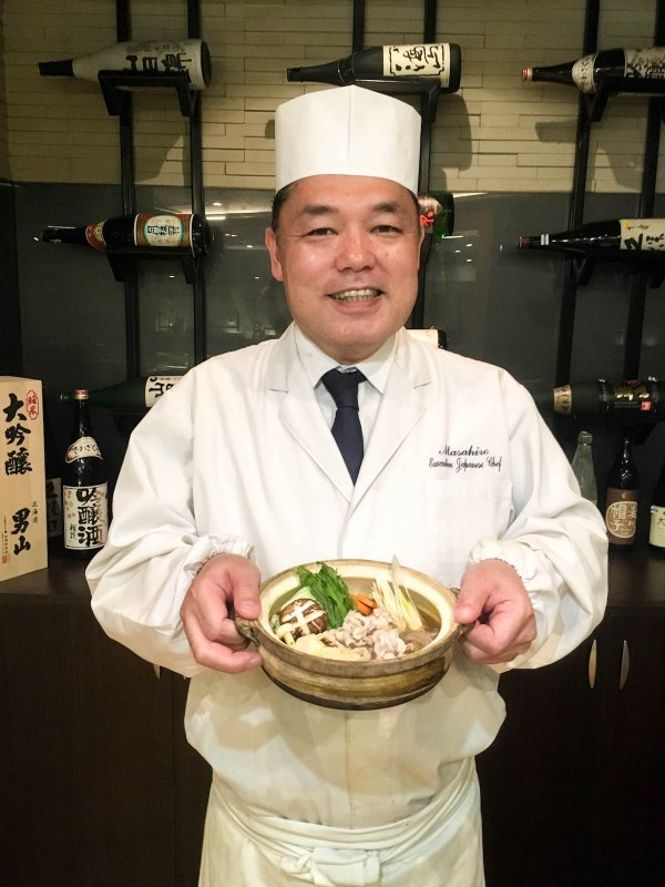 Chef Hiro whips up the most delectable curry dishes for both gourmands and gourmets - Kitsho Spices Up Your August Dining Experience