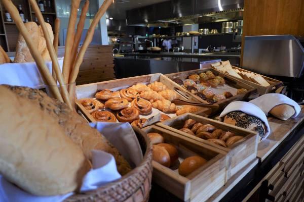 Fresh Bread Section