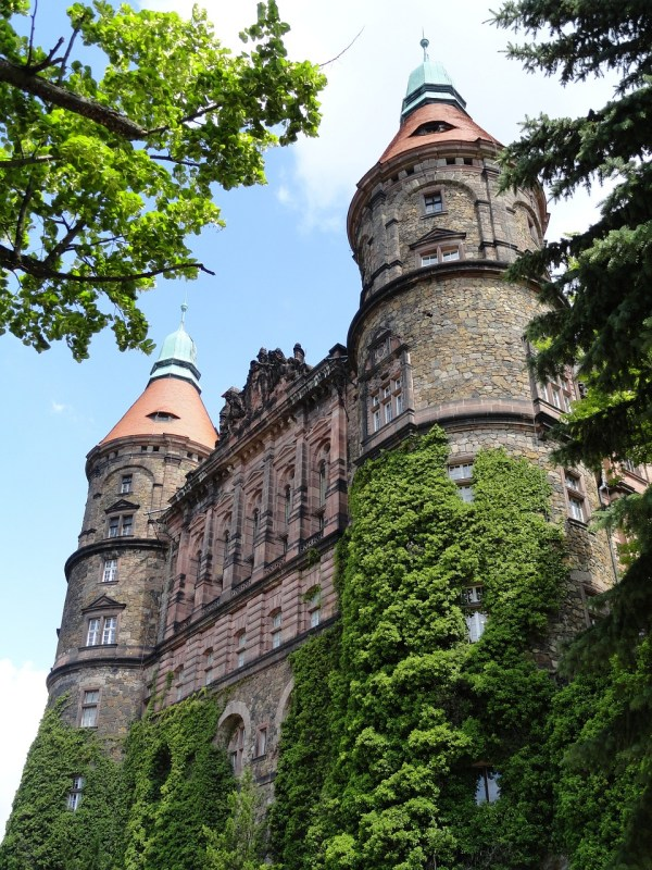 Ksiaz Castle - Lower Silesia Travel Guide