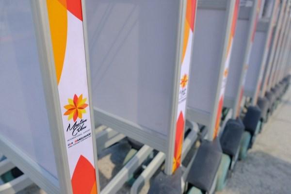 Mactan-Cebu Airport T2 Baggage Carts