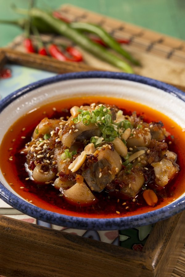Marinated Chilled Pork Trotter