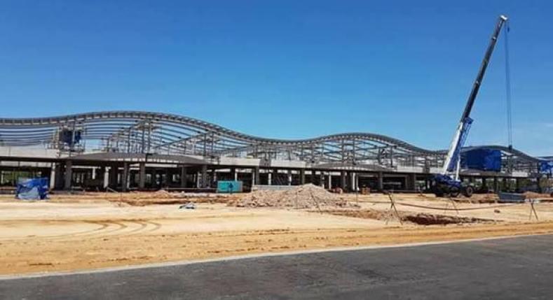 New Panglao Island International Airport