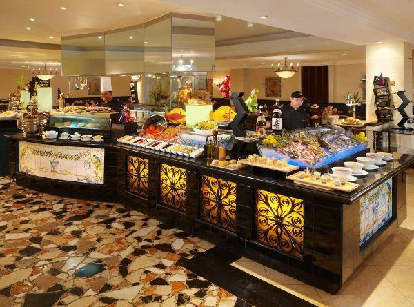 Riviera Restaurant Buffet