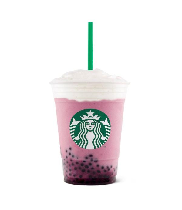 Starbucks Acai Mixed Berry Yogurt