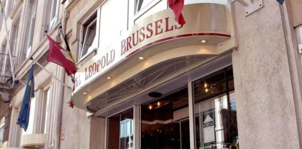 The Leopold Hotel, Brussels, Belgium