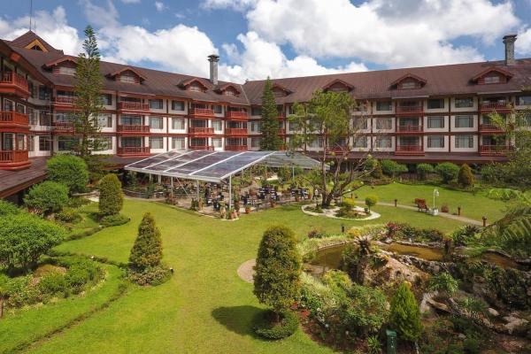The Manor Hotel Baguio