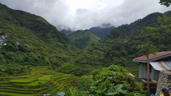 Tourism Promotions Board lends a helping hand in Banaue, Ifugao