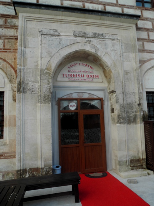 Turkish bath or hamam