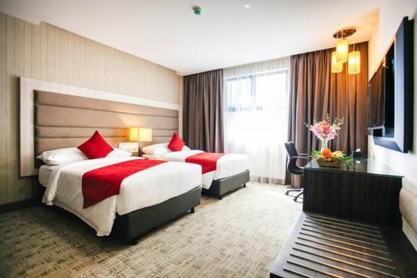 Verdant Hill Hotel KL - Best Hotels in Kuala Lumpur