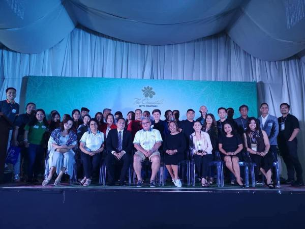 29th Philippine Travel Mart Media Launch at The Oriental Leyte