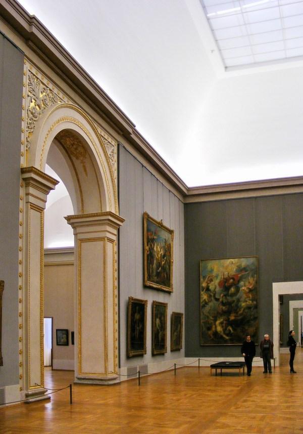 Alte Pinakothek Museum via Wikipedia