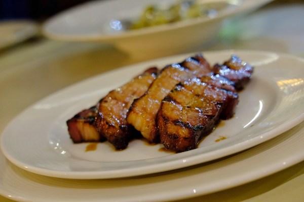 Bacon at Taza