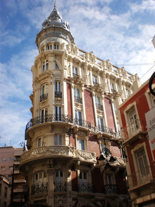 Gran Hotel of Cartagena