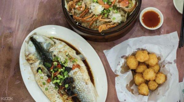 HK Tai Po Market Food Tour image via KLOOK