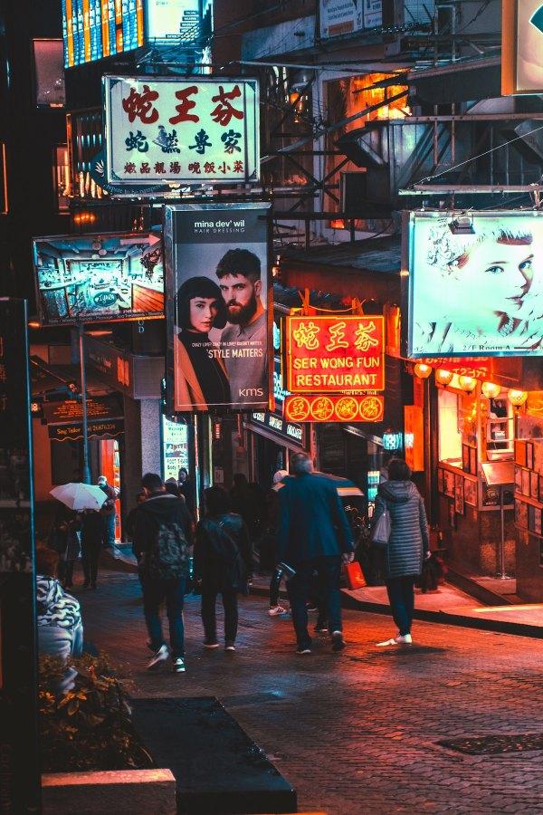 Hong Kong Travel Blog for Filipino Travelers photo by Joel Fulgencio via Unsplash