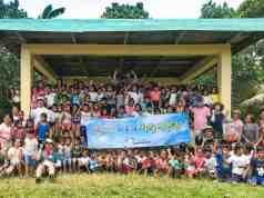 Korean Air Volunteers Build Homes in Bicol, Philippines