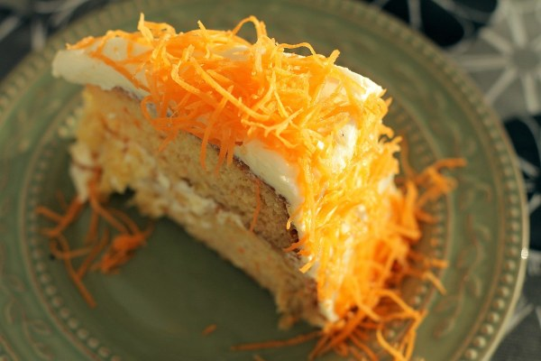 La Preciosa Carrot Cake photo via FB Page
