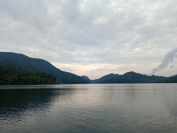 Lake Danao in Ormoc Leyte