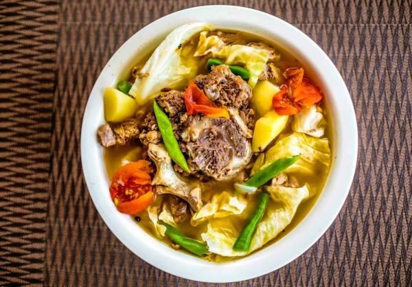 Lauya a Baka photo via Saramsam Restaurant FB Page