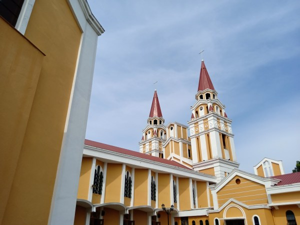 Palo Cathedral in Leyte