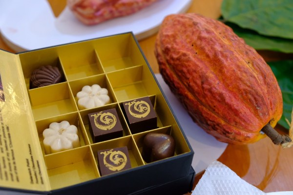 World Class Chocolate made from localy sourced Cacao