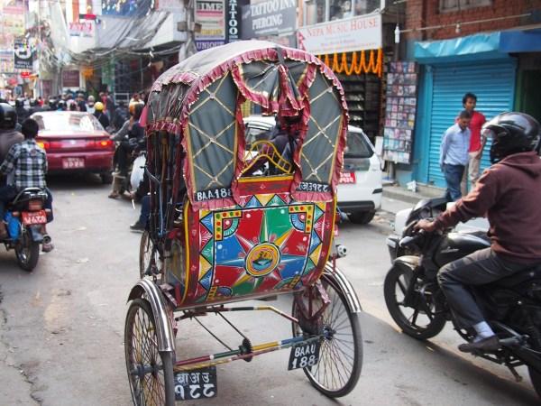 Activities in Kathmandu