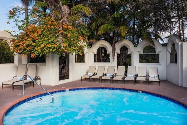Bahia Resort Hotel in San Diego California