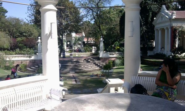 Garden of Dreams photo by Krish Dulai via Wikipedia CC