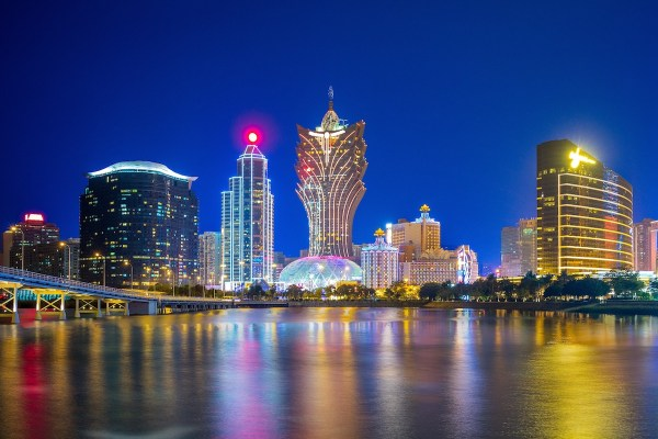 Grand Lisboa Hotel and Casino