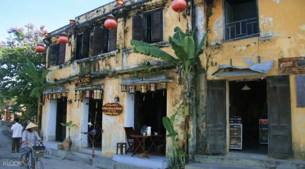 Hidden Hoi An Walking Tour photo via KLOOK