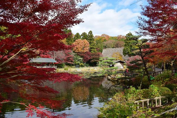 Higashiyama Zoo and Botanical gardens by Bariston via Wikipedia CC