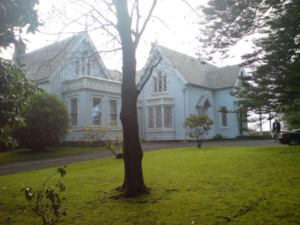 Highwic House photo by Ingolfson via Wikipedia CC