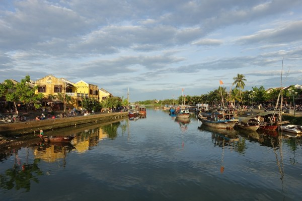 Hoi An Riverside - Tourist Spots