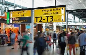 Holiday Rush at the Airport