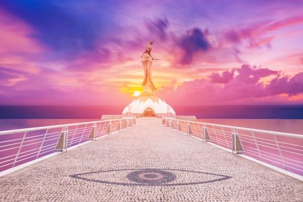 Kun Iam Statue in Macau