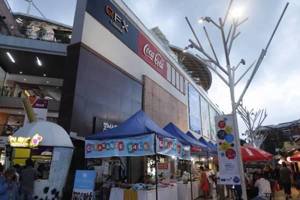 Labim Mall in Kathmandu