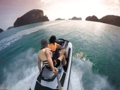 Langkawi Island Hopping Jet Ski Tour photo via KLOOK