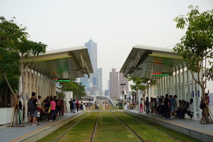 MRT Station near Pier-2 Kaohsiung