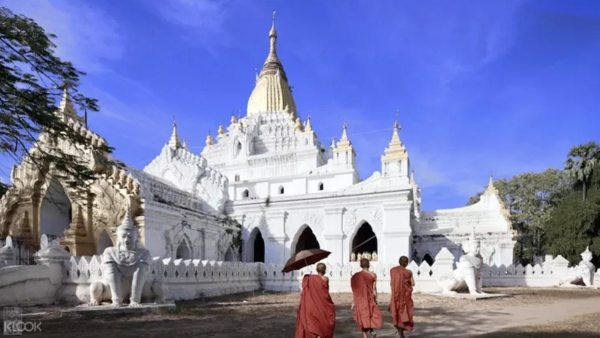 Mandalay Walking Tour photo via KLOOK