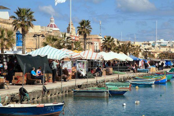 Marsaxlokk Markets