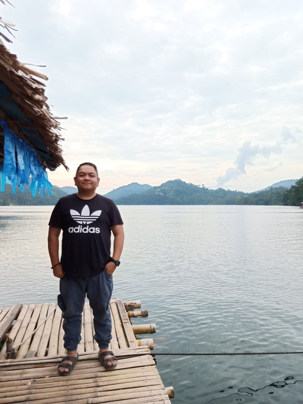 Melo in Lake Danao Natural Park