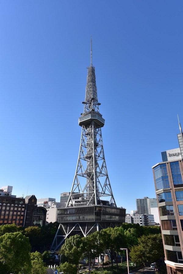 Nagoya TV Tower by Bariston via Wikipedia CC