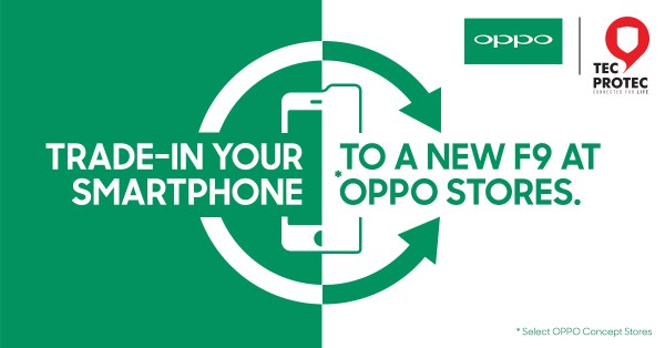OPPO TecProtec Trade-in Program - Trade-in Your Old OPPO Phone