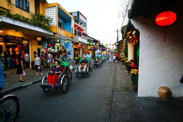 Old Town Tourist Attractions in Hoi An