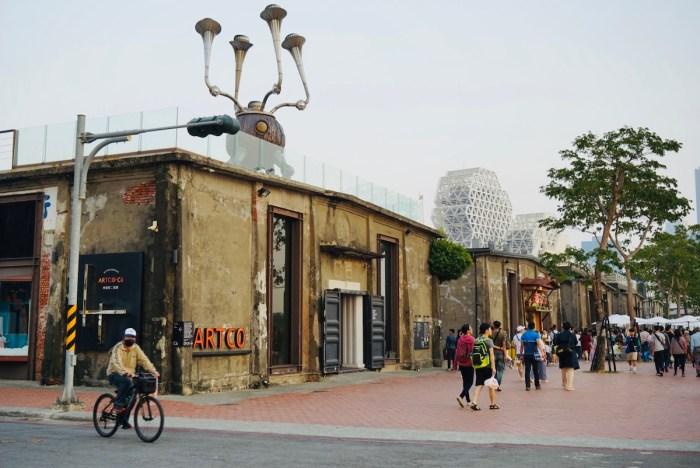 Centre d'art Pier-2