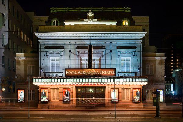 Royal Alexandra Theatre by Benson Kua via Wikipedia CC