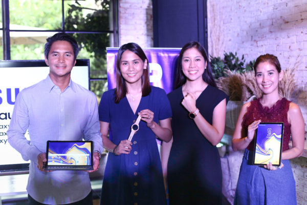 SAMSUNG Philippines present the newest addition to the Samsung Galaxy Ecosystem
