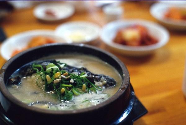 Samgyetang by DongSoo Kim via Flickr CC