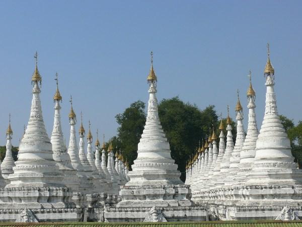 Sandamuni Pagoda by ccarlstead via Flickr CC