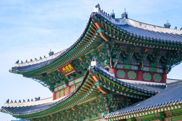 Seoul South Korea Brady Bellini via Unsplash